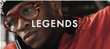 LEGENDS Brillenkollektion Cazal Eyewear Optik Kaepernick wiesbaden
